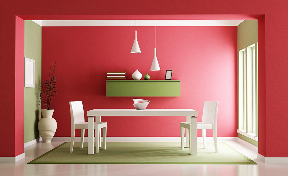 Colores de moda para casas un mundo de casas for Colores pintura pared 2016